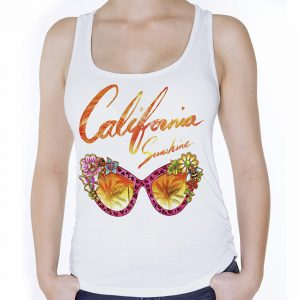 Camiseta Califórnia Sunshine - Camisetas Rockz Club