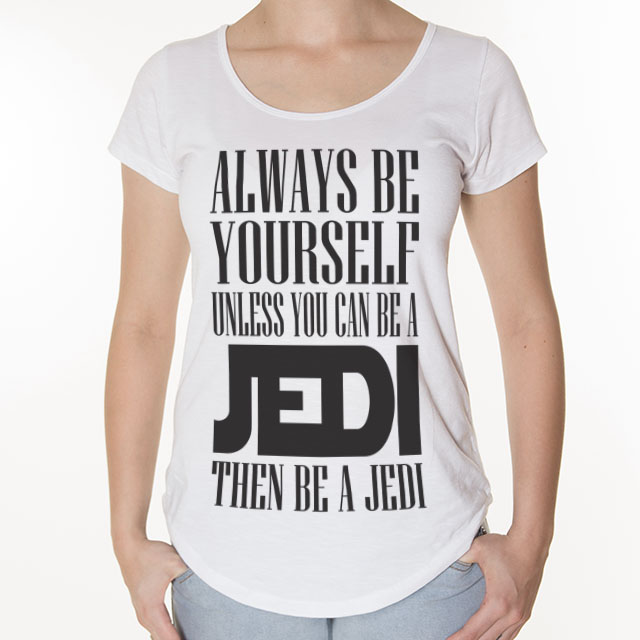 Camiseta Jedi Star Wars