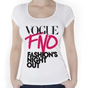 Camiseta Vogue Fashion Night Out