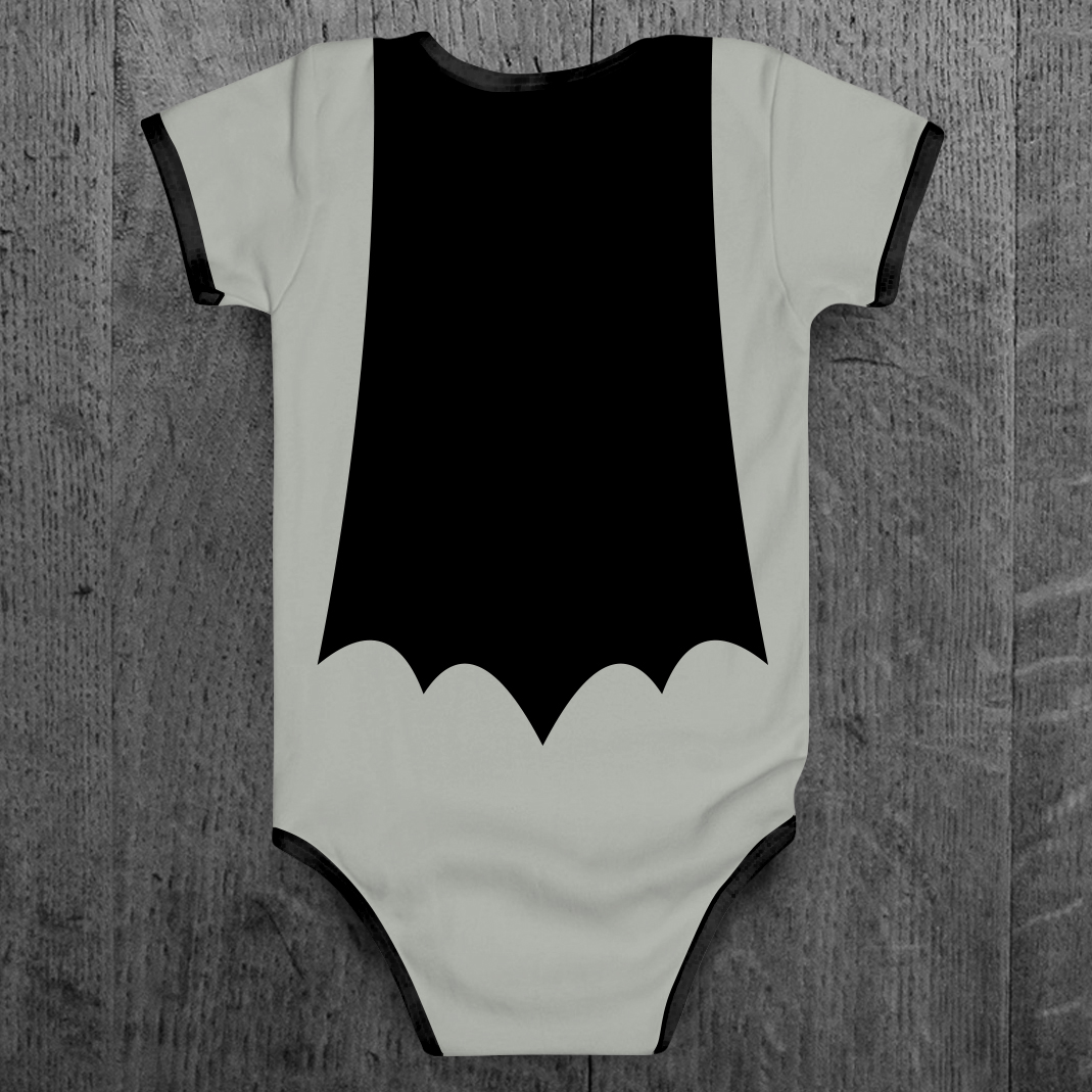 Body Batman Capa