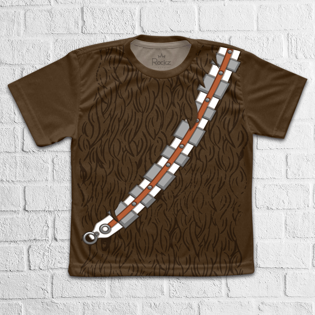 Camiseta Chewbacca Star Wars