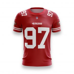 Camiseta San Francisco 49ers NFL