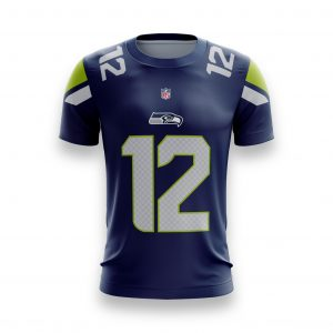 Camiseta Seattle Seahawks NFL